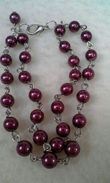 manilla en perlas