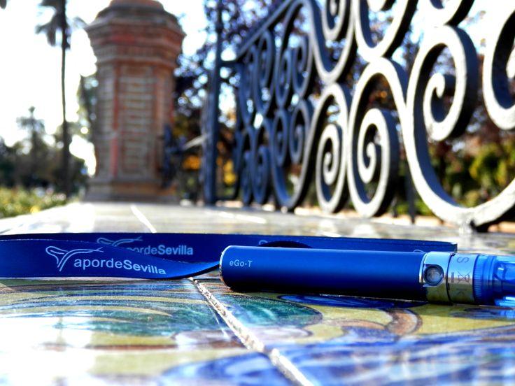 El cigarrillo electrónico de Sevilla. Marca la diferencia. http://www.vapordesevilla.es/#!kit-vapor-de-sevilla/cb0p