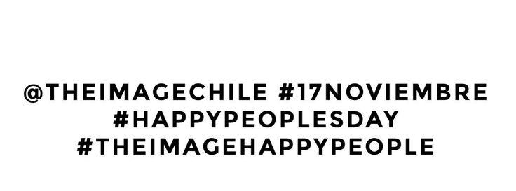 #17NOVIEMBREHAPPYPEOPLESDAY