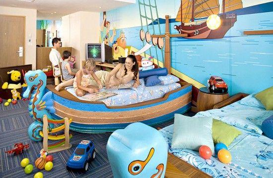 """Hoteles para ir con niños. Descubre cuales son las cadenas españolas más """"child friendly"""""""
