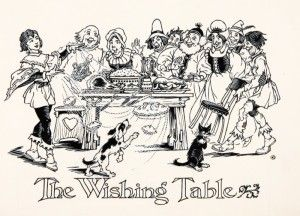 The Wishing-Table