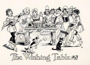 The Wishing-Table