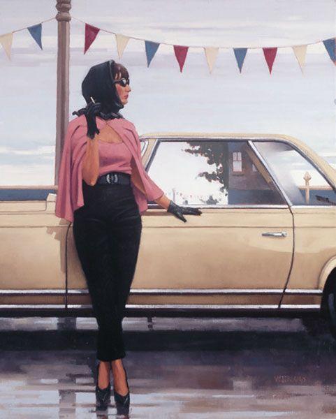 Suddenly-One-Summer - Jack Vettriano - Terra Incognita. Сайт Рэдрика