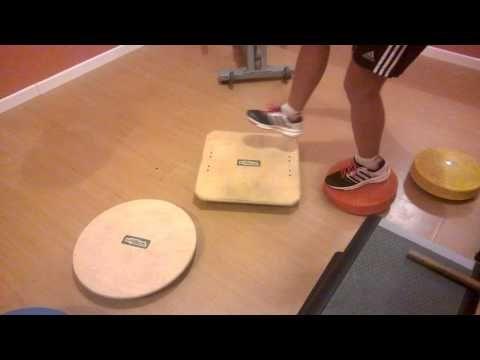 Training Propriocettivo-Funzionale - YouTube