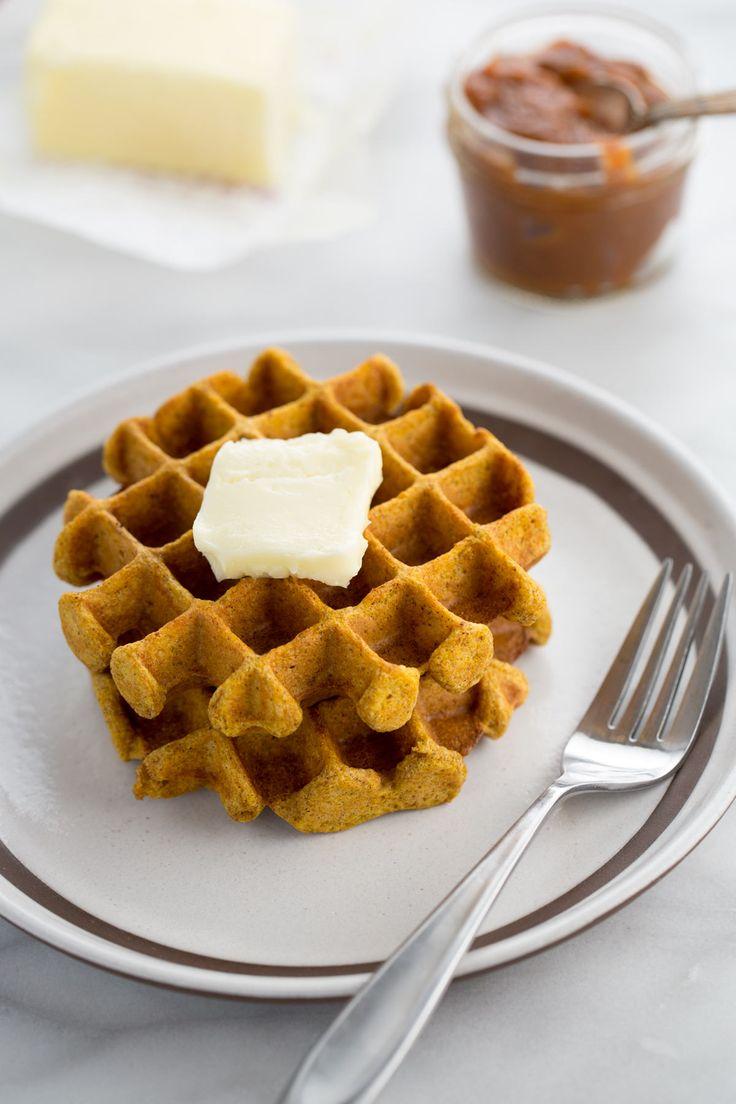 spiced pumpkin waffles pumpkin butter pumpkin spice pumpkin recipes ...