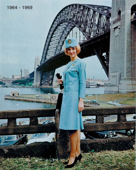 Photo gallery: Qantas uniforms – 65 years of high-flying fashion - Flights   hotels   frequent flyer   business class - Australian Business Traveller