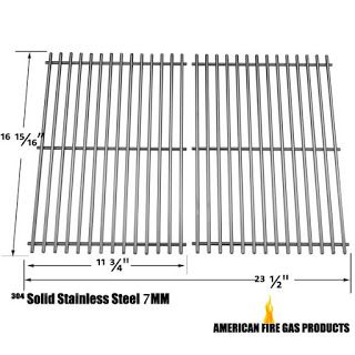 Grillpartszone- Grill Parts Store Canada - Get BBQ Parts,Grill Parts Canada: Grill Zone Cooking Grid | Replacement 2 Pack Stain...
