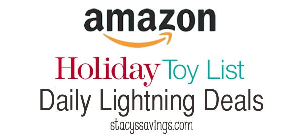 Today's Amazon Lightning Toy Deals! Great deals for the holidays every day! Today's Deals include Jake & The Neverland Pirates, Doc McStuffins, Hape & More! - http://www.stacyssavings.com/todays-amazon-lightning-toy-deals-jake-neverland-pirates-doc-mcstuffins-hape/
