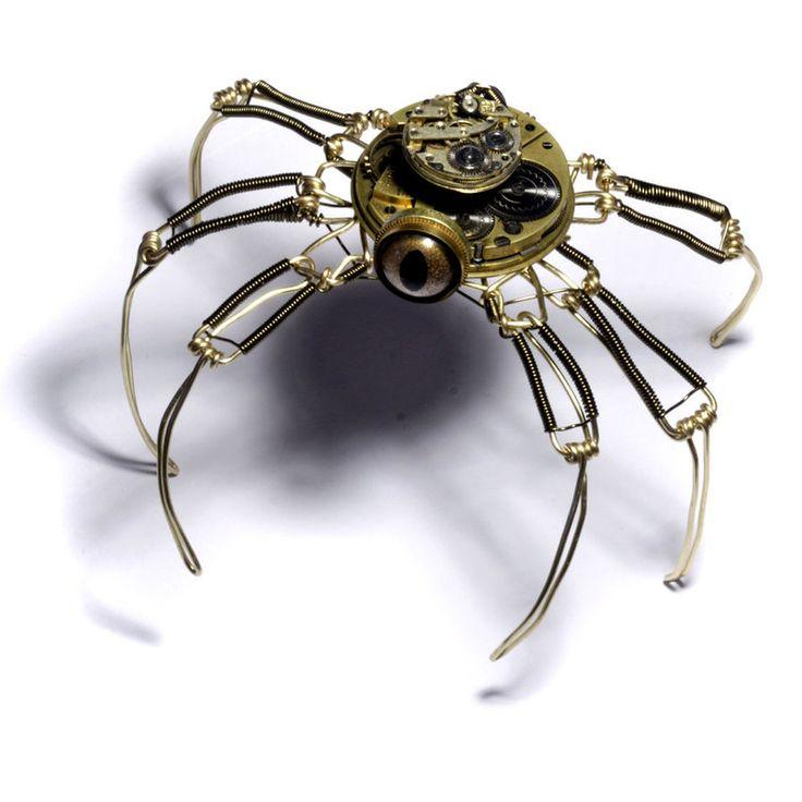 steampunk animals - Google Search