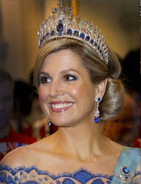 Reines & Princesses: Visite d'état des souverains des Pays Bas au Danemark - 1er jour