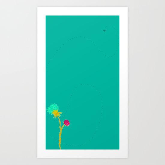 SelfD - artprint