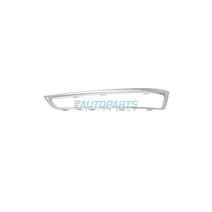 Right Front Bumper Cover Grille Molding Plastic Fits 2010