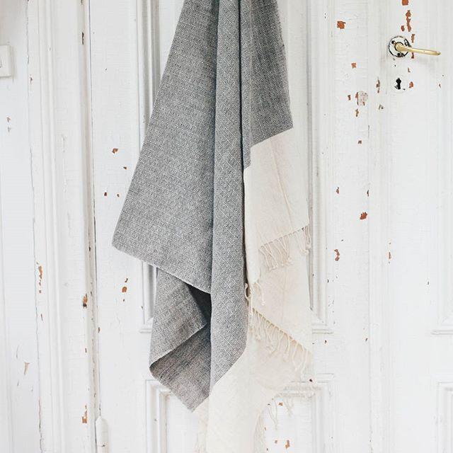 Tikaun luomupuuvillapyyhkeet ovat kauniita ja kestäviä sekä varmasti eettisiä     #tikau #towels #cotton #organiccotton #home #giftideas