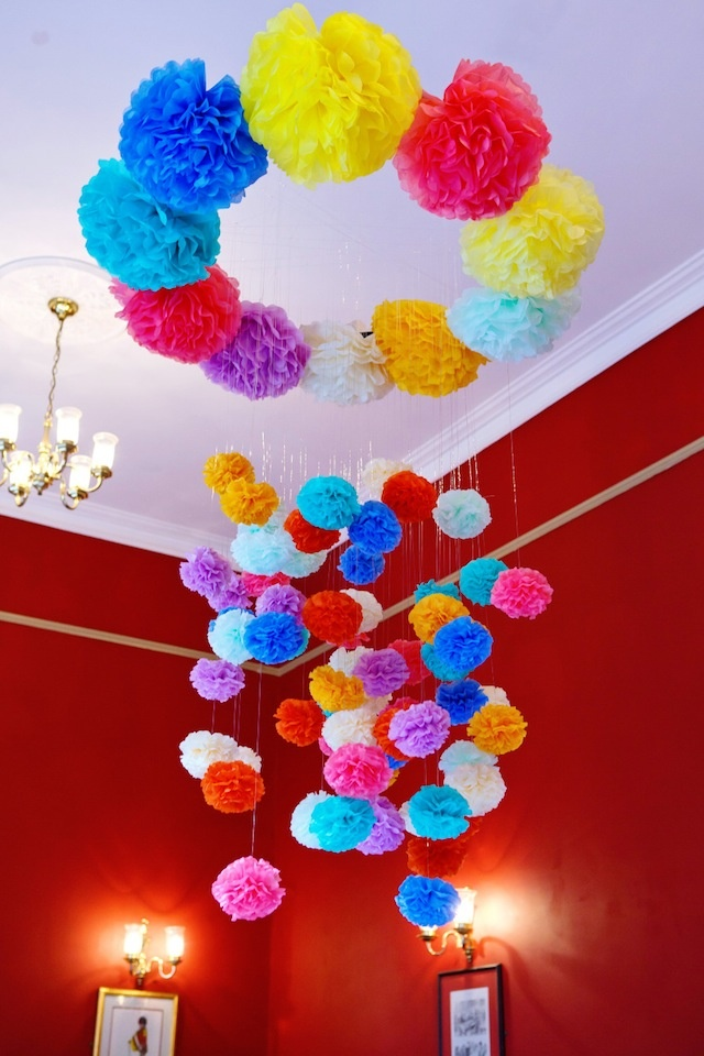 Pom Pom Factory's creation