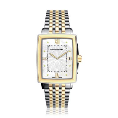 Lady's Raymond Weil Tradition Bracelet Watch