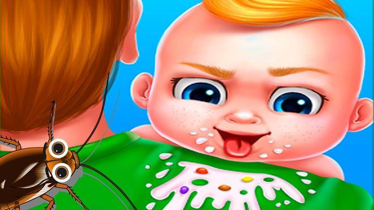 Малыш ВОНЮЧКА #Мультики для самых маленьких Крошка против ТАРАКАН Развле...