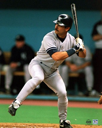 """New York Yankees Greats, Don (""""Donnie Baseball"""") Mattingly...oldie but goodie handsome man"""