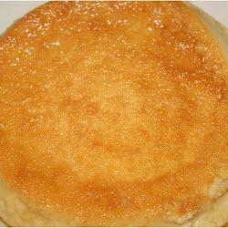 Un dessert dans un autocuiseur c'est possible! La preuve ce délicieux gâteau de semoule!!! #recette #autocuiseur #cocotte