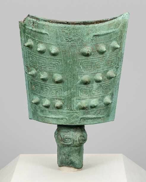 Bell (nao), Western Zhou dynasty (1046–771 BC). China, probably Hunan province. Lucy Maud Buckingham Collection. © The Art Institute of Chicago.