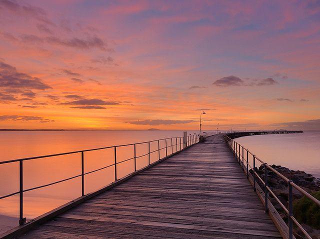 Esperance Jetty, Australia