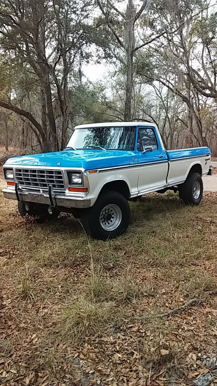 Pin By Vinicius Garcia On 70 S Ford Trucks Ford Pickup Trucks 79 Ford Truck Classic Ford Trucks