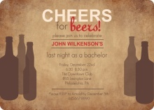 Best 25 bachelor party invitations ideas on pinterest bachelor party invitations rustic beer bachelor party invitation stopboris Gallery