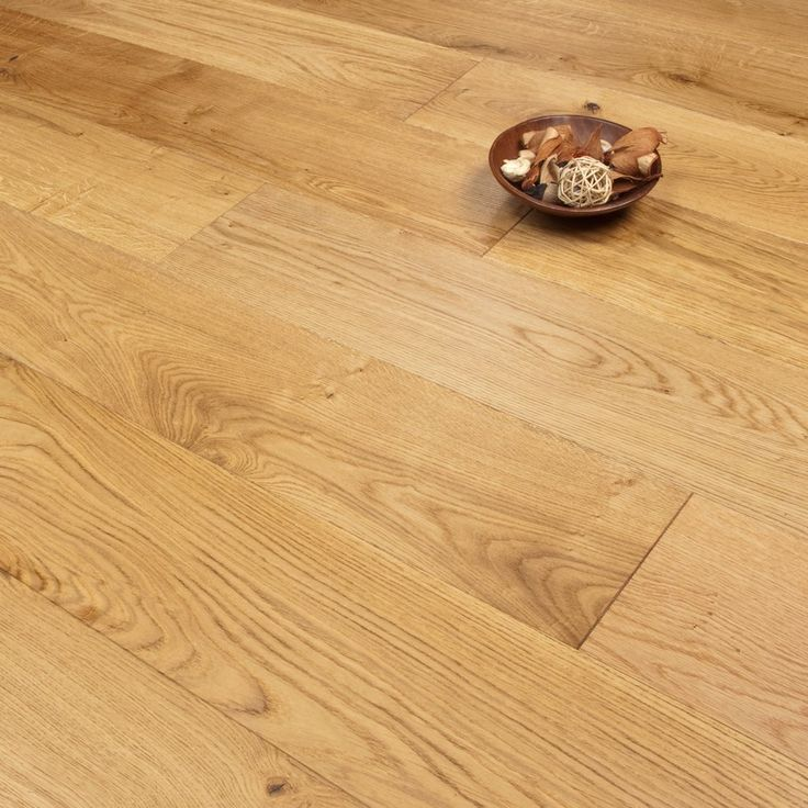 Providence Engineered Flooring 15/4 x 190mm Oak Brushed and Lacquered 1.14m2 - from Discount Flooring Depot UK. Only £26.99 per m2.