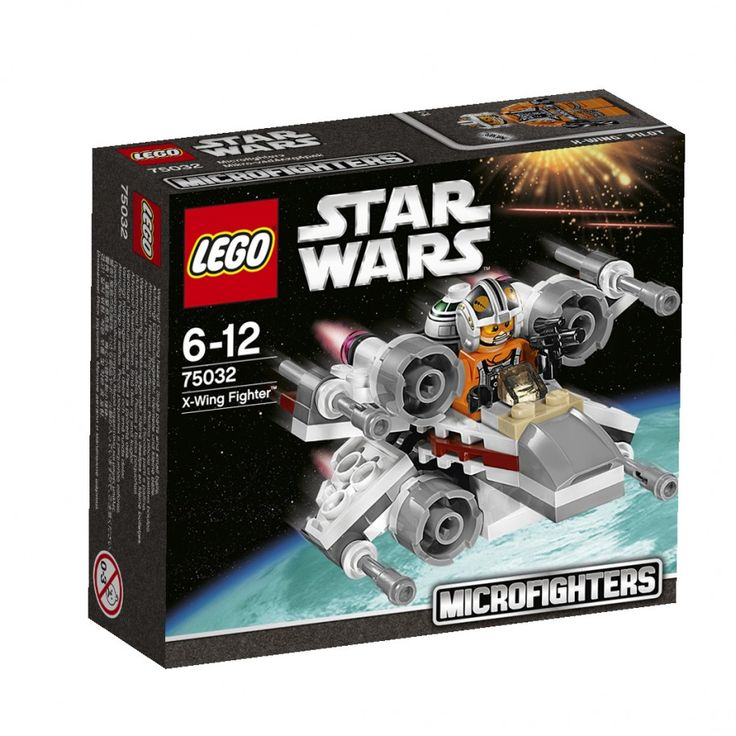 LEGO Star Wars X-Wing Fighter 75032 $15.99