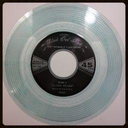 "ARKAM #58 The Invisible Teardrops Cereal Killer/Little Killer-7""EP"