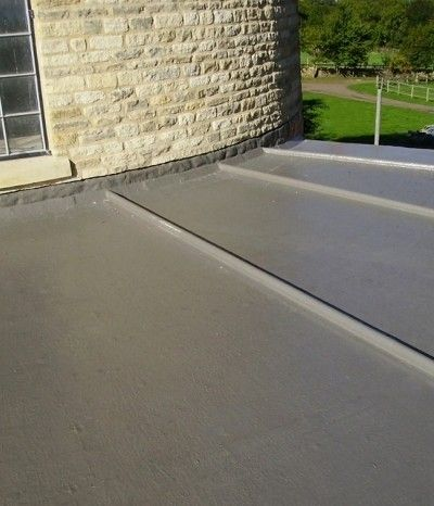 Best New Flat Roof System Provides Protection Against Extreme 640 x 480