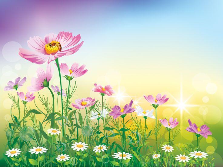 Pink-Flower-Garden-PPT-Backgrounds.jpg (1600×1200)