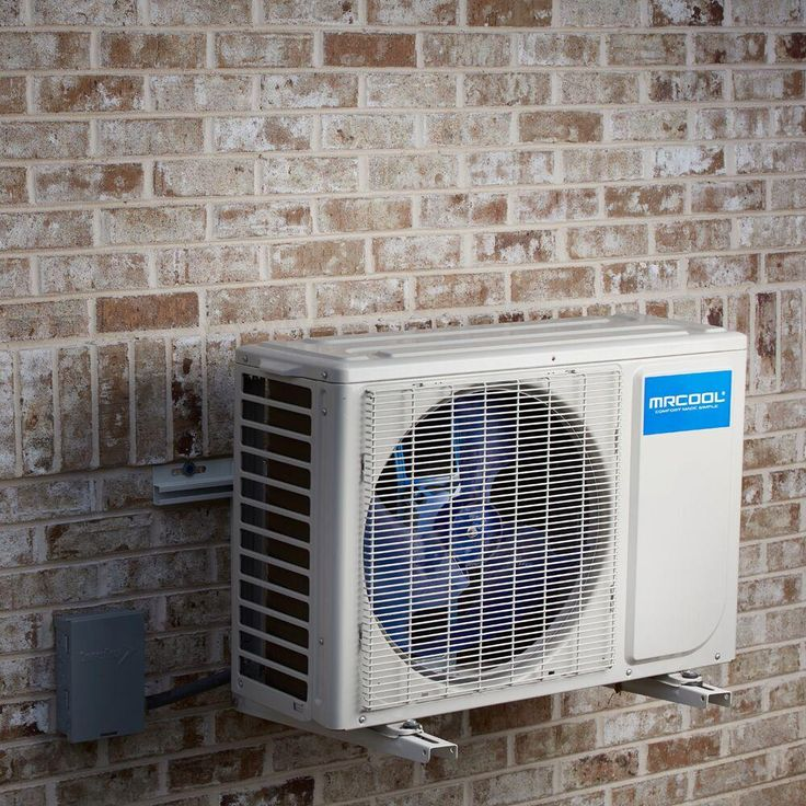 Mrcool diy 18k btu 16 seer mini split air conditioner and