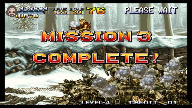 Game retrò - Metal Slug #2