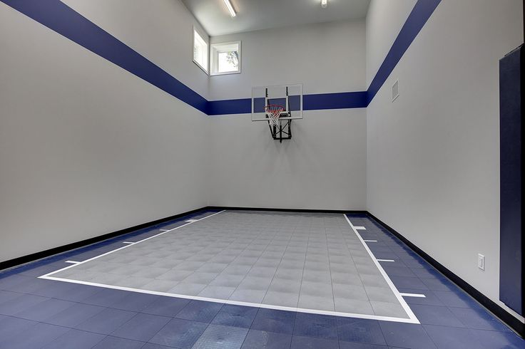 45 best house plans with sport courts images on pinterest for Basement sport court