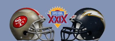 """49ers vs Chargers """"Worst Super Bowl"""""""