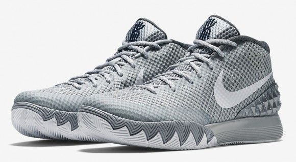 Nike Kyrie 1 Midnight Navy Blue Red White