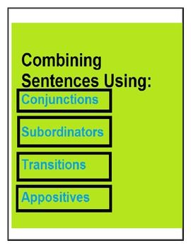 Teach the different types of sentences, and why and when you would use them.The three types of sentences are: simple sentences, compound sentences and complex sentences.Layout:* Three common types of sentences.*  List of CCSS for your use*  Poster of CCSS to post*  Examples of each kind. *  A full-page poster of examples of each type of sentence.*  Includes practice for students.Enjoy!Manuela Ippolito(Teacher Ippolito)