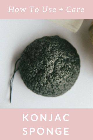 Konjac Sponges are an all natural facial cleansing sponge so can be a bit delicate, but with the right use and care they can last a long time. Read the blog post here>> https://astralcollective.com/blogs/news/88107651-how-to-use-and-care-for-your-zen-konjac-sponge