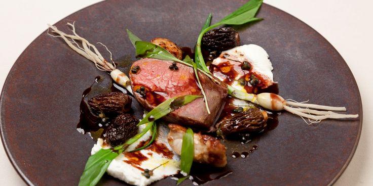 David Everitt-Matthias elevates the humble lamb chump in a elegant dish bursting with springtime flavour