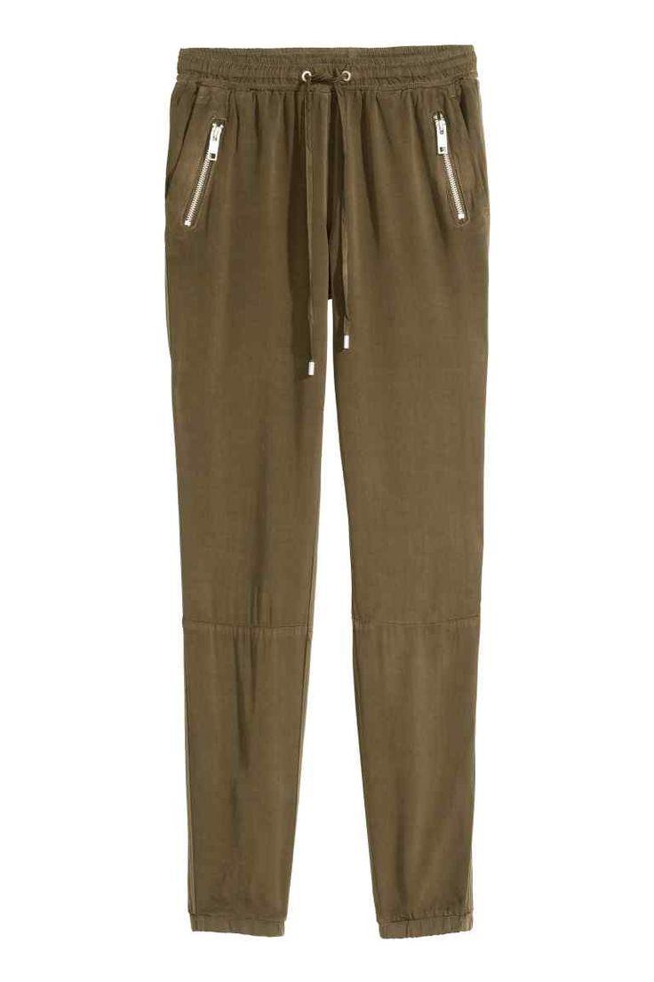 Pantalon jogger tissé | H&M