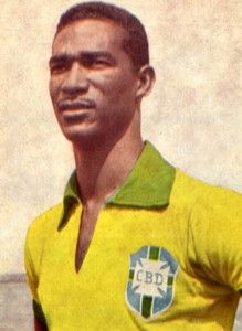 Didi, Central Midfielder. He played mainly in Fluminense, Botafogo, Sao Paulo. Career 1944-1966. Main skills: range of passing, stamina and flawless technique