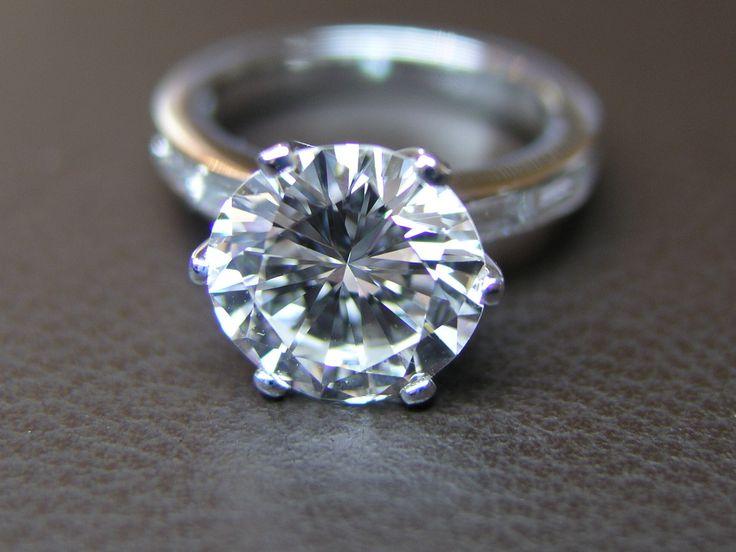 Katramopoulos Diamond Ring  D / Flawless