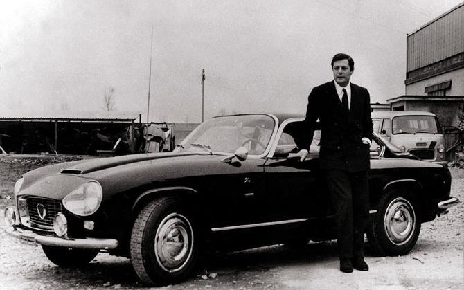 Zagato Lancia Flaminia 2800 Super Sport 3C 1964
