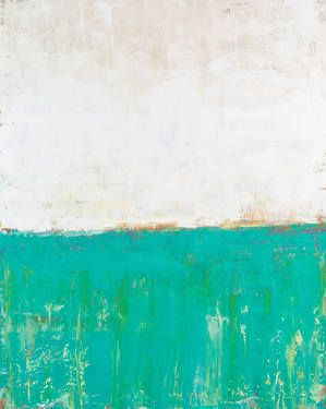 "Saatchi Art Artist Don Bishop; Painting, ""Emerald Field"" #art"
