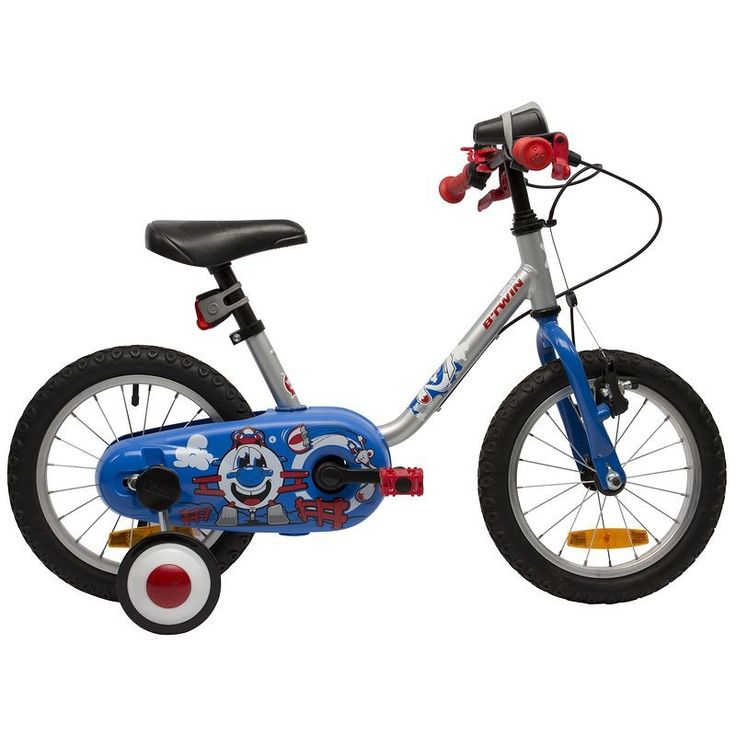79,99€ - VELO Velos - Vélo enfant 14 pouces BIRDYFLY - B'TWIN
