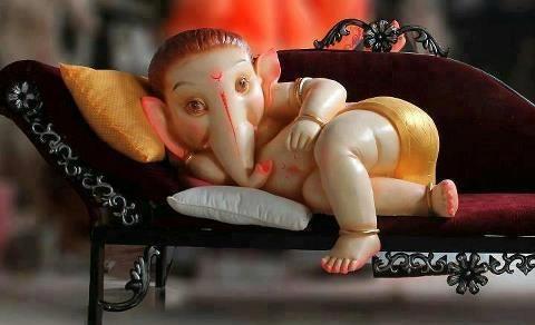 Most Beautiful Ganesha, Ganapati HD Desktop Wallpaper - Festival Chaska
