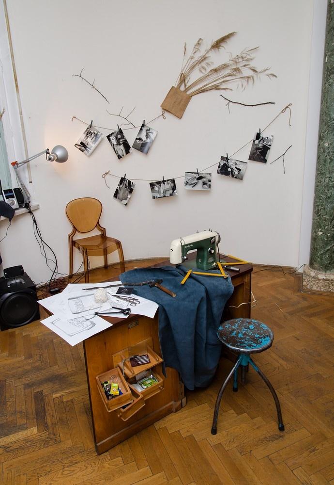 #sewing #machine #leather #iutta