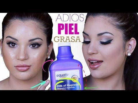 Truco DE MAQUILLAJE pegar Diamantina, ELIMINAR GRASA DE LA NARIZ Y el mejor fijador de maquillaje - YouTube