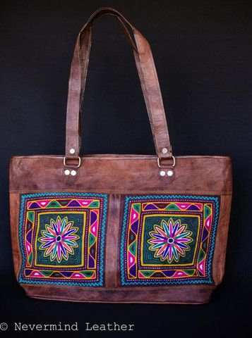 Ladies Shoulder Bag - Embroidery costs $175. The bag contains 2 internal zip compartments, two carry handles.