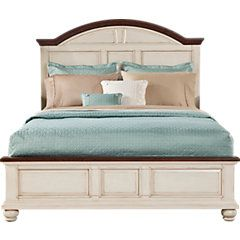 Berkshire Lake White 7 Pc Queen Bedroom Guest Bedroom